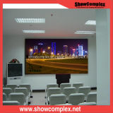 Écran de visualisation fixé au mur d'intérieur de P3.9 DEL pour la publicité