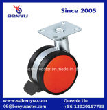 Hardwood Floor를 위한 사무실 Chair Link Pin Caster Wheel