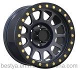 방법, Trd, BBS 의 Beadlock 4X4 SUV Toyota, 포드, 닛산, VW, Audi, BMW 의 벤츠를 위한 알루미늄 승용차 복사 합금 바퀴 변죽