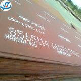 preço do competidor de Hardoxx 500 da placa de aço de 20mm