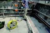 壁および水中管の下水道の点検はカメラを検出する