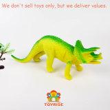 Dinosaurs assortis de jouets d'éblouissement grands - chiffres de dinosaur de taille moyenne - paquet de 6