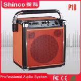 Spreker Bluetooth van het Type van Shinco de Professionele Mini Stereo Modieuze Draagbare