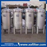 Edelstahl-multi Beutelfilter-Gehäuse für flüssige Filtration