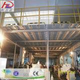 Sotão aprovado da construção de aço do armazém do Ce ajustável