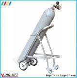 Cilindro de aço inoxidável dobrável Hand Trolley Ty120b