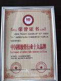 Boyau hydraulique en caoutchouc à haute pression du boyau SAE100 R12 de Tianyi