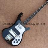 Rick 4003 guitare basse électrique dans le matériel en chrome noir (GB-27)