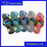 Deslizador colorido del calzado del PE de los deslizadores para los hombres