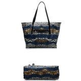 Entwerfer-Frauen-Form PU Dame Handbag Manufacturer (WZX1081)