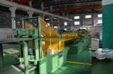 Bobina de aço com espessura de corte e de Nivelamento da Máquina