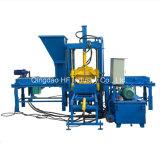 Bloc Qt3-20 concret étendant la machine de bloc de couplage de presse hydraulique de machines