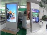 visualización al aire libre del LCD del tacto 75inch