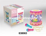 Music&Light (838048)를 가진 B/O Jazziness 드럼 플라스틱 장난감