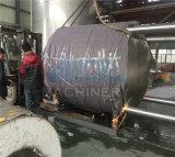 100litres aan het Verwarmen van de Stoom 10000litre Roestvrij staal die de Prijs van de Tank mengen