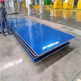 Starke Aluminiumplatte für den Aufbau verwendet