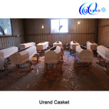 Manufacturer Wooden Coffin for Funeral Use clouded