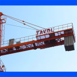 Qtz Tower Crane Exported nach Bangladesh From Tavol, China