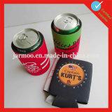 Resfriadores de garrafa desportiva customizados do Neoprene dobráveis