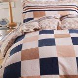 Preiswerte weiche aufgetragene Baumwolzwilling-moderne Bettwäsche-Großhandelssets