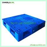 Malha de Euro palete de HDPE de plástico de empilhamento de armazenamento