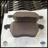 Audi 정면 차축 반 금속 브레이크 패드를 위한 D840 브레이크 패드 장비