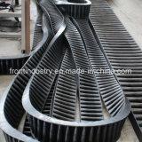 De Transportband van de zijwand Voor StaalIndustrie
