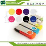 무료 로고와 렌치 Shap 4 기가 바이트 USB 펜 드라이브