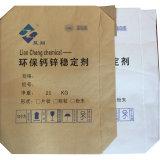 Крафт-бумаги пакет химических материалов пластиковый пакет упаковки цемента для внесения удобрений