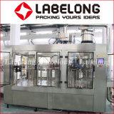 Frasco de plástico automática máquina de enchimento de água pura para redondos