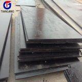 Ss400 la placa de acero/SS400 de la placa de acero dulce