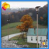 Indicatore luminoso della parete del giardino di energia solare del sensore di movimento LED con l'altoparlante del Blu-Dente