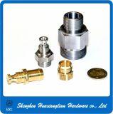 Pièces détachées CNC en alliage de laiton en aluminium haute précision