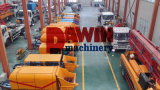 Pompe concrète stationnaire électrique de moteur diesel de la haute performance 80m3/H à vendre