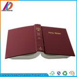 Кожаный книжное производство святейшей библии крышки