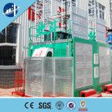 Емкость лифта 2ton подъема здания машинного оборудования конструкции Sc200/200 Китая