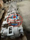 최신 Factory~Genuine Komatsu Wa600-3 바퀴 로더 엔진 SA6d170-3 두 배 합동 유압 펌프 Ass'y: 705-52-31080 Contruction 기계장치 예비 품목