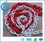 二重カラーPEの交通安全のプラスチック鎖