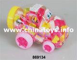 Brinquedos educativos, brinquedos de bricolage plástico Buklding Bloco (869132)