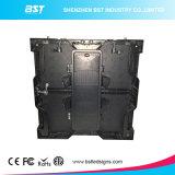 LEIDENE van de Huur van de Fabriek P3.91mm van China toont het BinnenScherm van de Vertoning voor