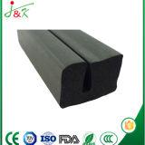 EPDM, bande de l'extrusion en caoutchouc de silicone solide pour la construction, automobile, camion