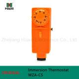 Controlador de temperatura para a bomba de água da caldeira