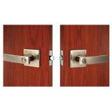 インストールすることハンドルのドアのほぞ穴のキーロック亜鉛合金の物質的な容易