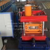 Tipo cadena de C Z de producción de acero de la maquinaria de la correa del corte de la correa