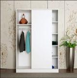 أثاث لازم خشبيّ غرفة نوم بسيطة ينزلق خزانة ثوب