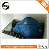 Eixo 4 Shredder/tambor plástico Shredder/Triturador de balde