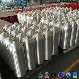 DOT3al 5lbs 10lbs 20lbsの飲料ビールのためのアルミニウム二酸化炭素シリンダー
