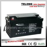 bateria profunda do poder solar do ciclo de 12V 100ah (bateria acidificada ao chumbo)