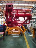 Hgyシリーズ13m 15m 17m 19m 23台のトレーラー移動式具体的な置くブームの中国の製造業者