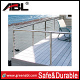 Нержавеющая сталь Railing Design балкона с Top Quality